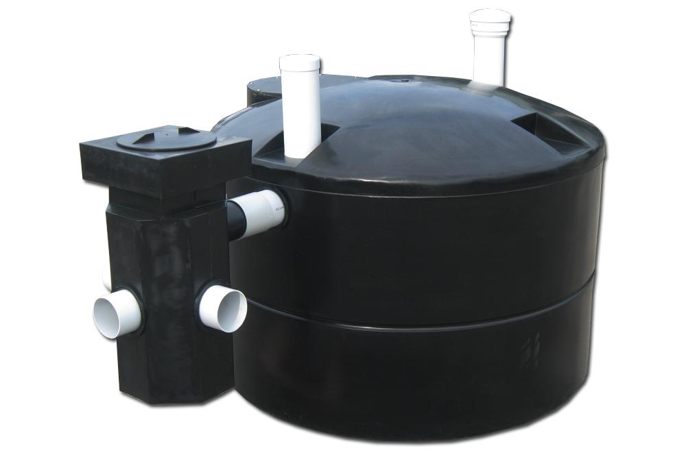 Distribution Chamber and tank
