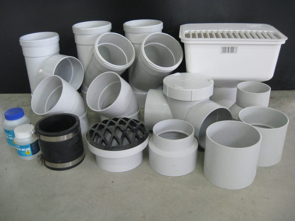 Drain Waste Vent Pipes And Fittings Tt Plastics